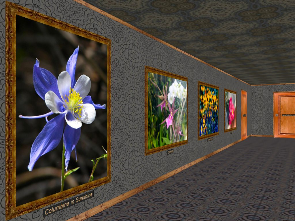 Click to view Phota Flowers Screensaver 4.0 screenshot