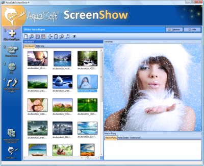 Click to view AquaSoft ScreenShow 4.7.11 screenshot